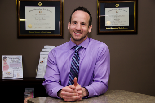 Our Chiropractor Dr. James Mussler DC