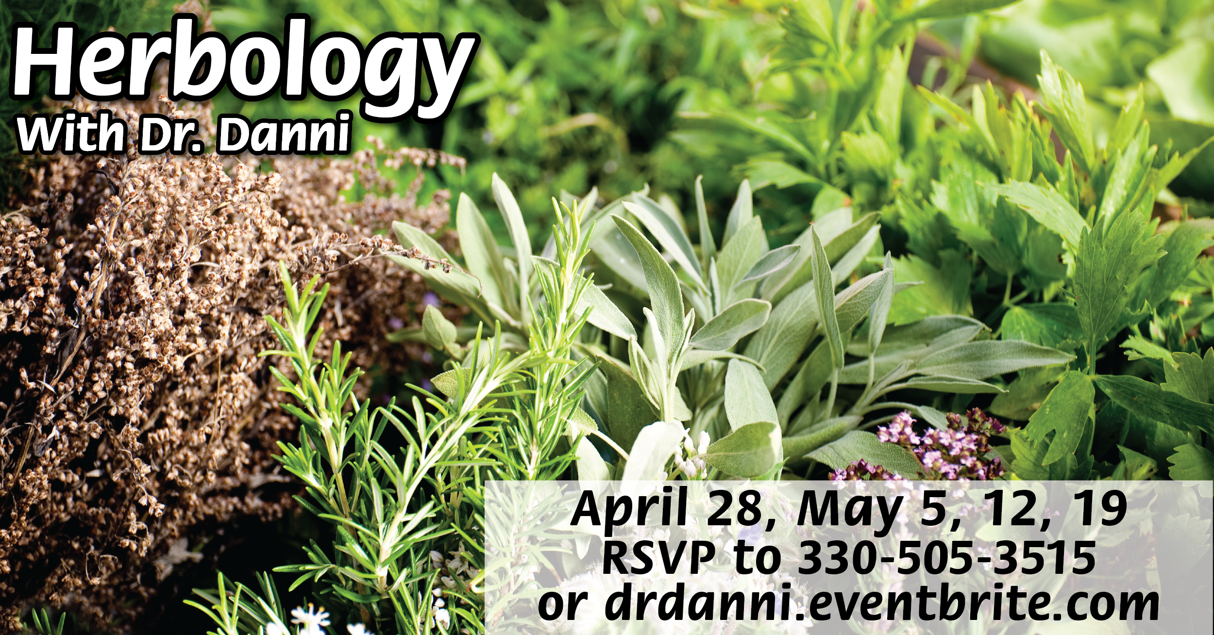 Learn Herbology in Youngstown Ohio