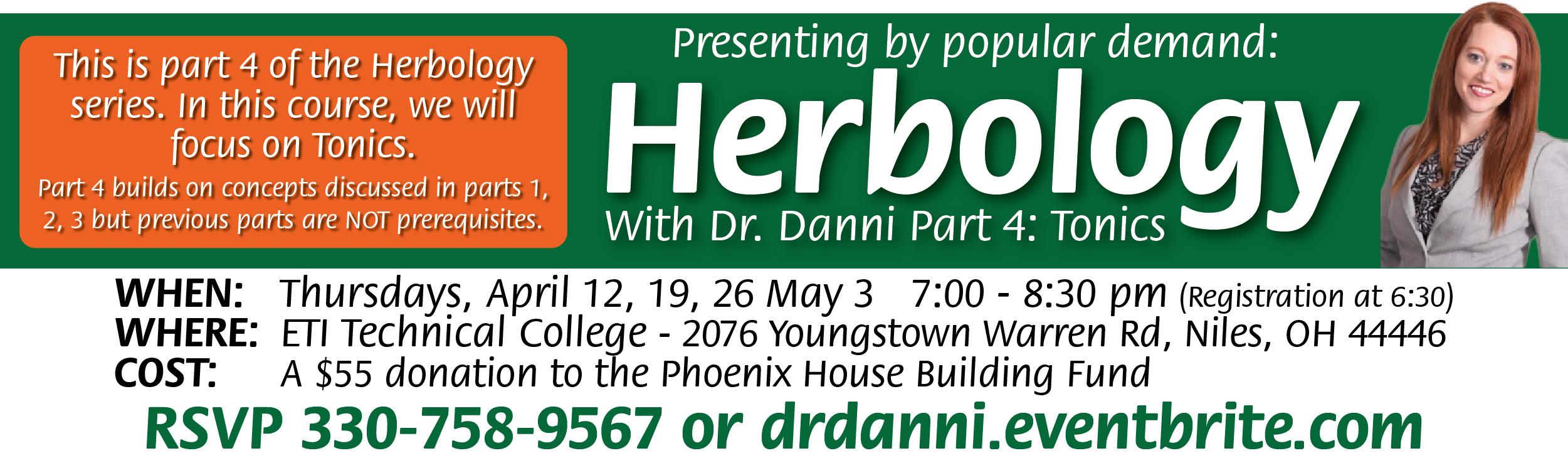 Herbology Part 4 class